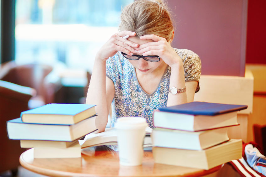 איך ללמוד למבחן בלי להשתגע
